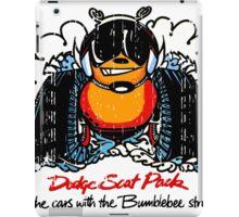 Dodge Scat Pack iPad Case/Skin