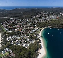 Nelson Bay - NSW by Daniel Rankmore