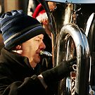 Tuba, Loughborough, December 16th 2012 by SquarePeg
