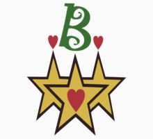 ?»?Initial B Fantabulous Clothing & Stickers?«? by Fantabulous