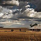 The Old Farmstead by Leah Kennedy