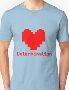 Red Soul: Determination T-Shirt