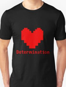 Red Soul: Determination T-Shirt