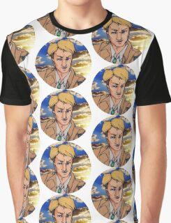 Commander Erwin Graphic T-Shirt