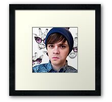 Chris Kendall Framed Print
