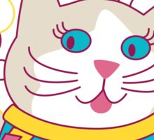 Season to Be Jolly Sweet Kitty Sticker