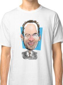 Portrait of Tom Hanks Classic T-Shirt