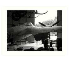 de Havilland Mosquito aircraft Art Print