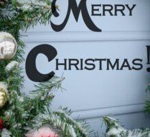 Holiday Wreath ^ Sticker
