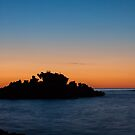 sunset colours at Point Peron by Martin Pot