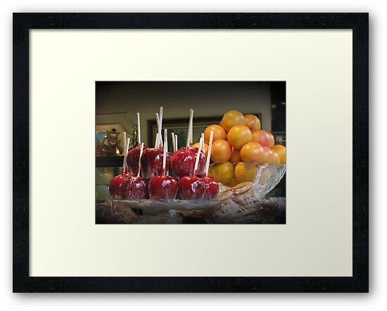 Toffee apples by rasim1