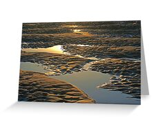 Tideout Greeting Card