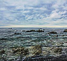 Sea,Stone,Sky by rickstar228