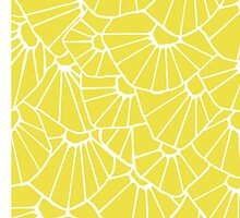 Kyoto Yellow  by Rochelle Porter