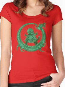 aghira jade Women's Fitted Scoop T-Shirt