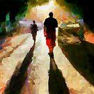 Summer Shadows by DiNovici
