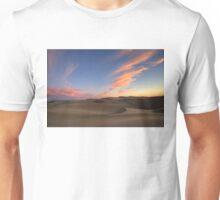 Sunset Over Oceano Dunes Unisex T-Shirt