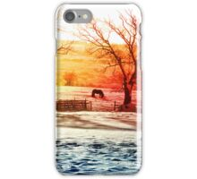 Golden Morning iPhone Case/Skin
