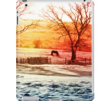 Golden Morning iPad Case/Skin