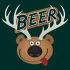 The Bear Deer Beer by Robin Lund