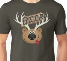 The Bear Deer Beer Unisex T-Shirt