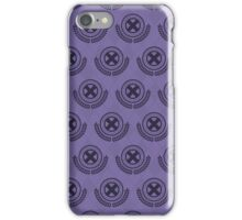 School For Gifted Youngsters - Purple iPhone Case/Skin
