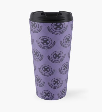 School For Gifted Youngsters - Purple Travel Mug