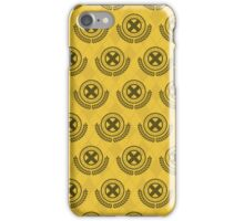 School For Gifted Youngsters - Yellow iPhone Case/Skin