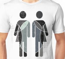Human duality Unisex T-Shirt