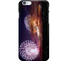 Sydney NY Fireworks 2013 iPhone Case/Skin