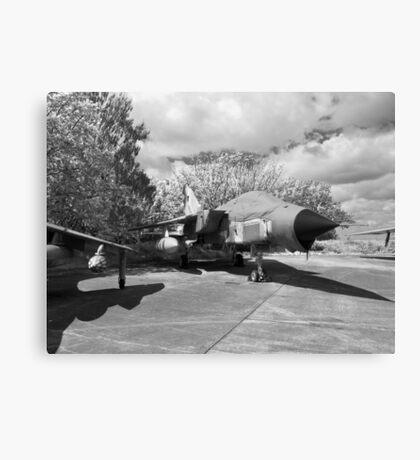 Panavia Tornado aircraft Canvas Print