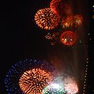 Fireworks! New Year! Sydney! 2013 by Inishiata