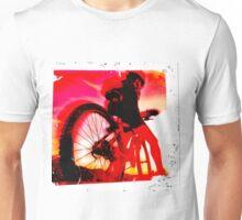 Mountain Biker Unisex T-Shirt