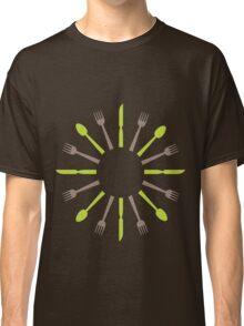 retro kitchen design Classic T-Shirt