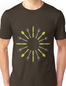 retro kitchen design Unisex T-Shirt