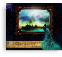 Secret Destinations Canvas Print