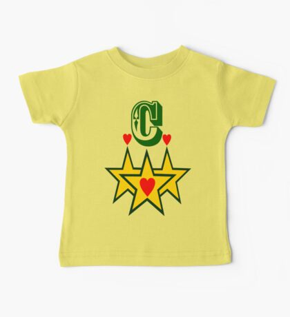 ۞»★Initial C Fantabulous Clothing & Stickers★«۞ Baby Tee