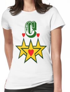 ۞»★Initial C Fantabulous Clothing & Stickers★«۞ Womens Fitted T-Shirt