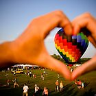 Love and Balloons by apalmiter
