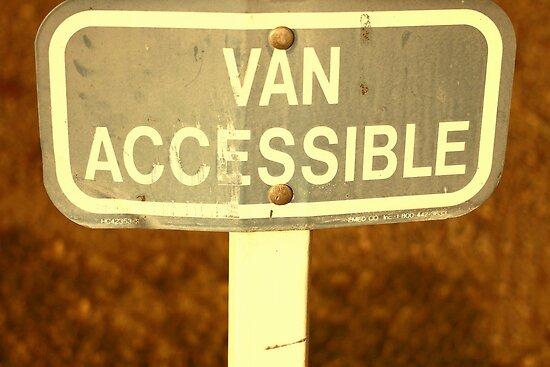 Van Accessible by Bo Jong Kim