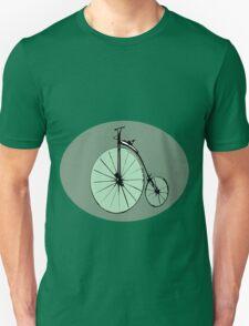 Vintage bike design Unisex T-Shirt