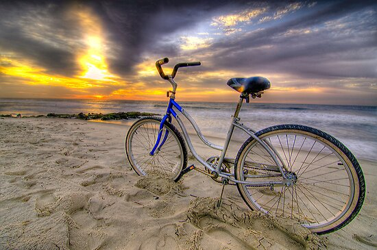 Sunrise Cruiser by Euge  Sabo