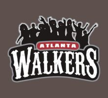 Atlanta Walkers by AngryMongo
