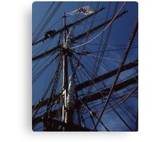 """"""" Before The Mast """" Canvas Print"""