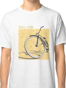 Retro Bike Classic T-Shirt