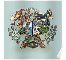 Sinnoh Coat of Arms Poster
