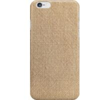 Pure Irish Linen Cover iPhone Case/Skin