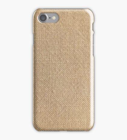 Pure Irish Linen Cover iPhone Case/Skin