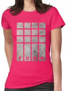 Funky Funk Graphic Tee Womens Fitted T-Shirt