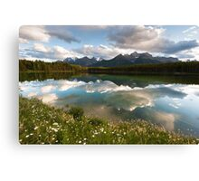Herbert Lake Canvas Print
